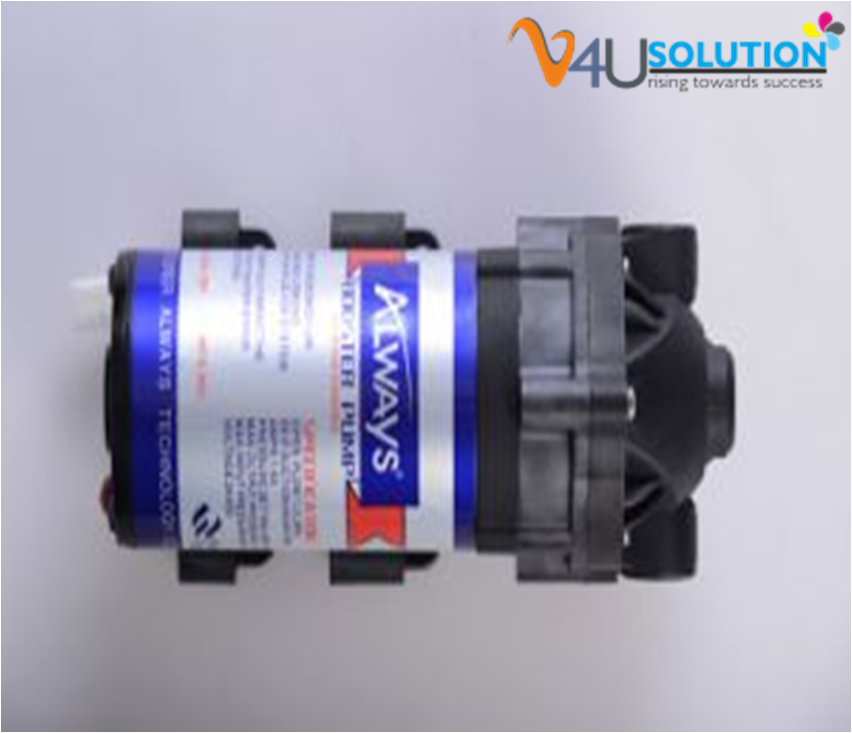 Always Premium Quality 75Gpd RO High Speed Booster Compatible Pump