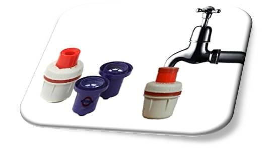 Original Aqua Gold Water Purifier With Two Extra Filter