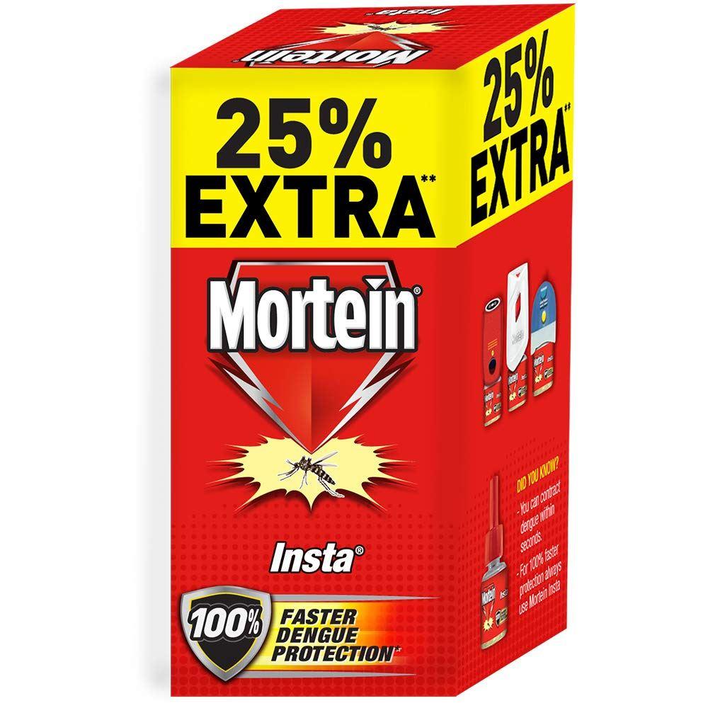 Mortein Insta Refill + 25% Extra