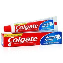 Colgate Toothpaste Dental Cream Strong Teeth - 200g Colgate Toothpaste Dental Cream Strong Teeth - 200g