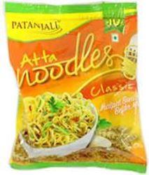 Patanjali Atta Noodles Classic 60 Gm