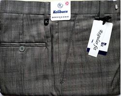 Men Regular Light Checked   Formal Trousers size 34