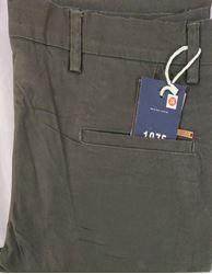 Men Charcoal Grey Slim Fit Formal Trouser size 36