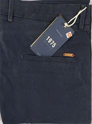 Men Navy Blue Fit Formal Trousers size 36