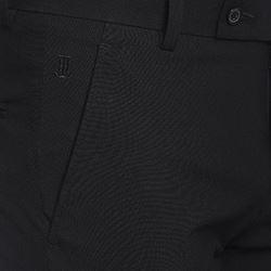 Men's  Flat Front Z Black 4 Stretch Trouser size 30