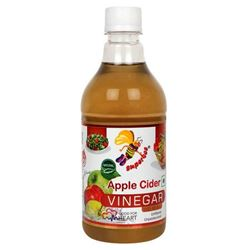Superbee Apple Cider Vinegar Raw 100% Natural and Unpasteurized,500 ml