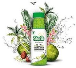 Storia Coconut Water Purely Refreshing, No Added Sugar,  No Added Flavor  180 ml