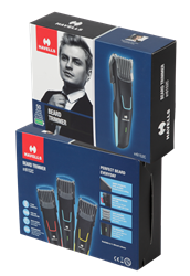 Havells BT6152C Li-Ion Cord & Cordless Beard Trimmer (Blue)
