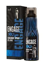 Engage Cologne Spray XX3 For Men 135ml