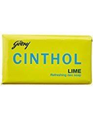 Cinthol LIME Refreshing deo soap, 125g*3=375G (Pack of 3)