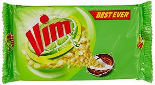 Vim Dishwash Bar – 600 g (Super Saver Pack 3 x 200g)