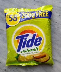 Tide Natural 800 g+200 g FREE