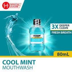 LISTERINE Mouthwash  Cool Mint 80ml