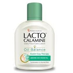 Lacto Calamine Face Lotion for Oil Balance - Combination to Normal Skin - 60 ml