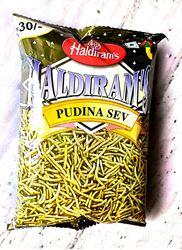 Haldiram's Pudina Sev, 150g