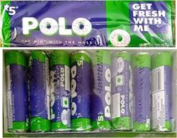 Polo Mint Roll Get Fresh With Me, 15g