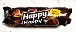 Parle Happy Happy Cookies - Choco Chip, 60+20g=80g g