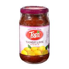 TOPS LIME PICKLE 400G