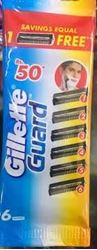 Gillette Guard  (Pack of 6)