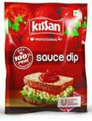Kissan professional with 100% Real Tomatoes Sauce Dip 1kg