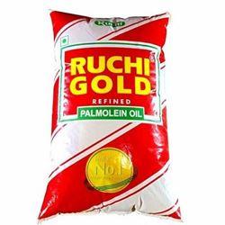Ruchi Gold Palm Oil Pouch  (1 L)
