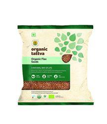 Organic Tattva Flax Seeds, 100g
